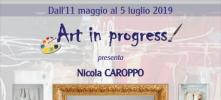 Art in progress presenta Nicola Caroppo
