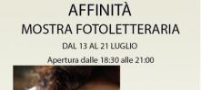 """Affinità"" Mostra Fotoletteraria"