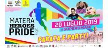 Il Primo Pride della Città di Matera