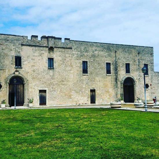 Palazzo Baronale di Collepasso