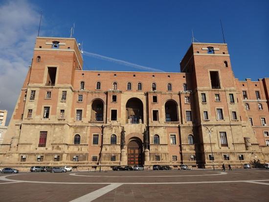 Palazzo del Governo, Salone della Provincia
