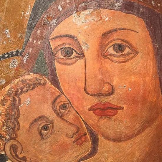 Chiesa rupestre Madonna delle Grazie