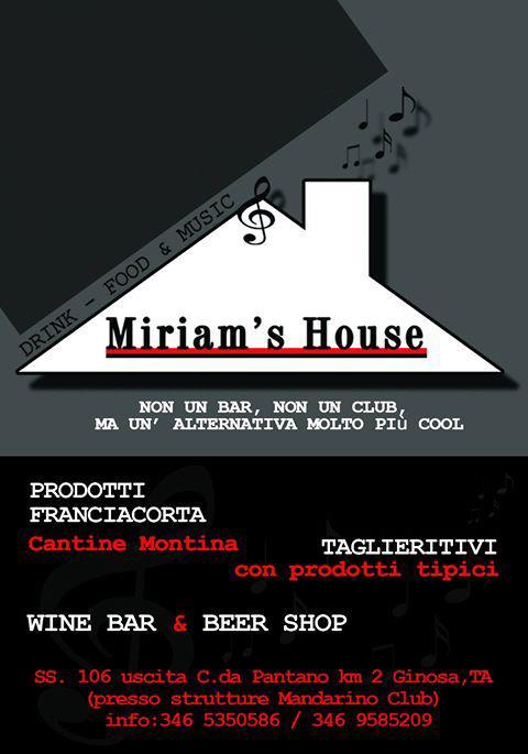 Miriam's House