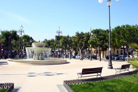 Piazza Principe di Piemonte
