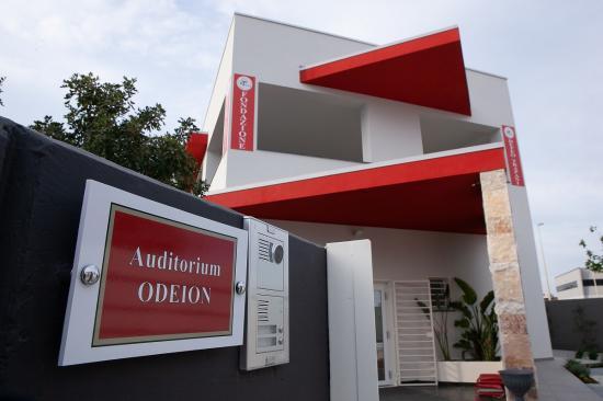 Fondazione Defeo-Trapani, teatro Odeion