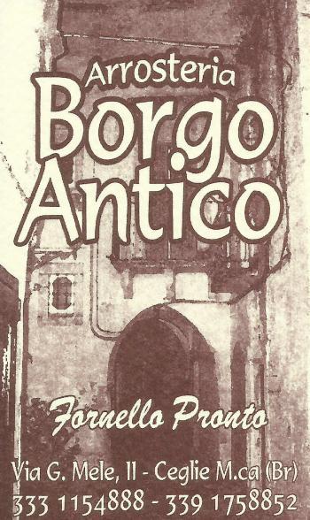 Arrosteria Borgo Antico