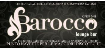 Barocco Lounge Bar