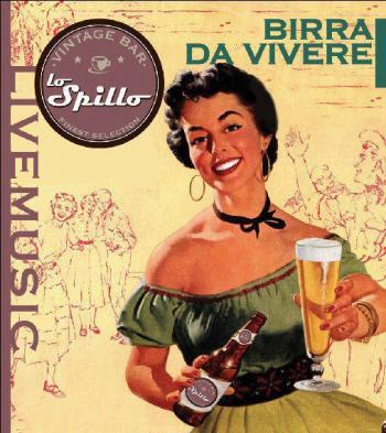 Lo Spillo Vintage Bar