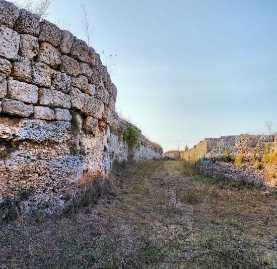 """Parco Archeologico delle """"Mura Messapiche"""""""