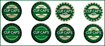 Cup Cap's Coffee