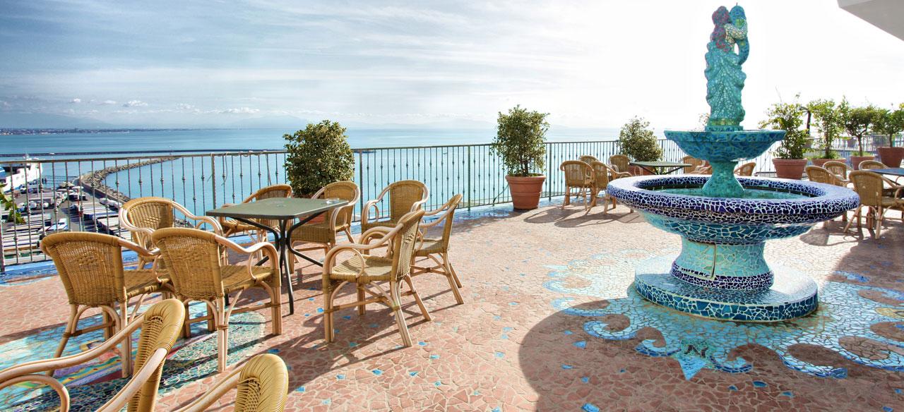 Lloyd U0026 39 S Baia Hotel - Vietri Sul Mare