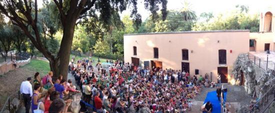 Teatro Scuderie Villino Corsini