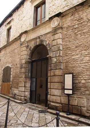 Galleria Nazionale della Puglia – Palazzo Sylos Calò