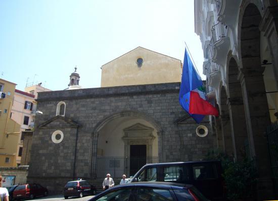 Chiesa Sant'Anna dei Lombardi