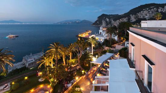 Villa Marina Capri Hotel Spa