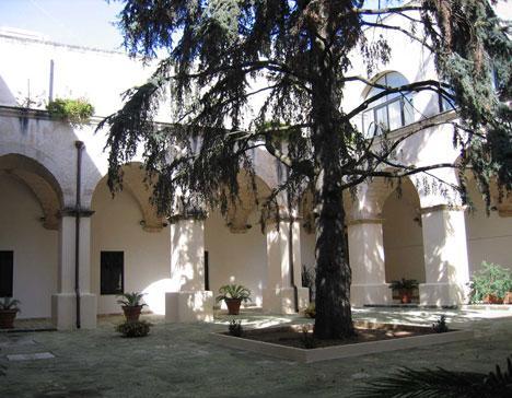 Chiostro dei Domenicani - Museo della Civiltà Rurale