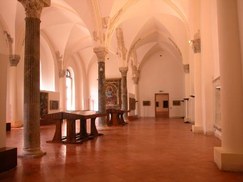 Museo dell'Abbazia della Ss. Trinità