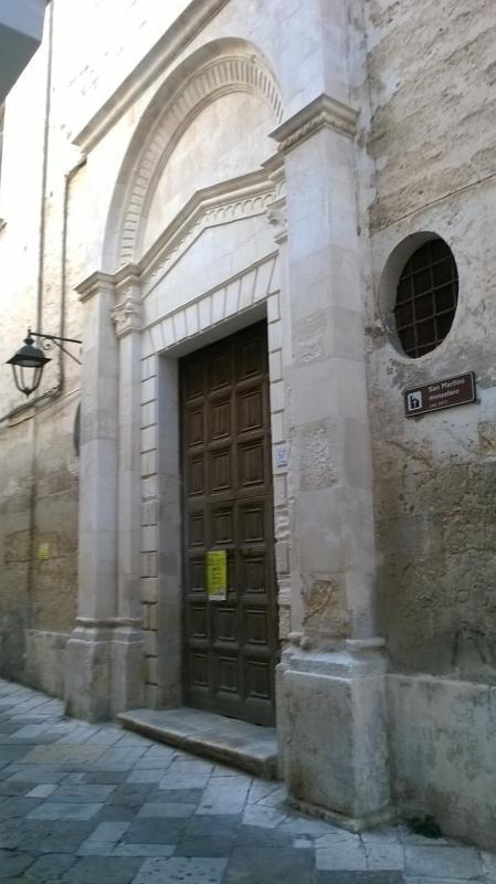 Chiostro di Palazzo San Martino