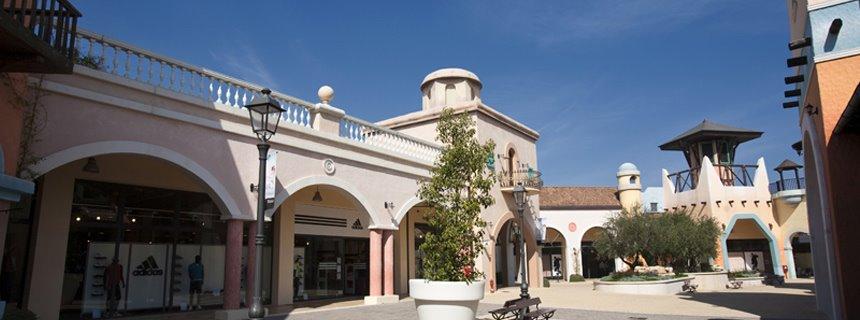 Puglia Outlet Village - Molfetta - il Tacco di Bacco