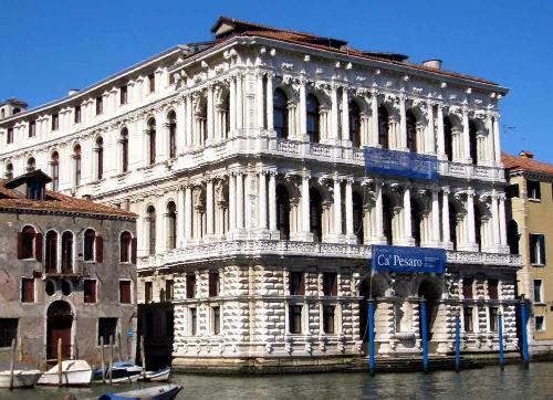 Ca' Pesaro - Museo D'Arte Orientale