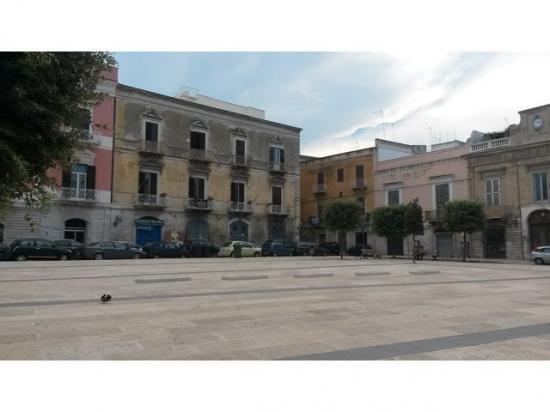 Piazza Campo dei Longobardi
