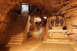 Grotta di Sant'Oronzo