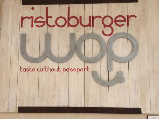 WOP - Pasta e Hamburger