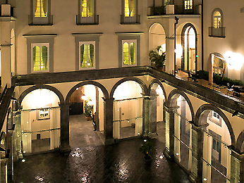Hotel Palazzo Caracciolo MaGallery