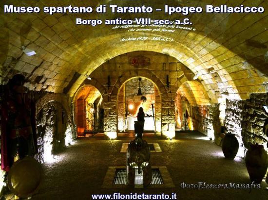 Museo Ipogeo Spartano di Taranto