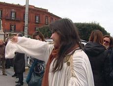Muore la cultura, scatta la protesta a Bari