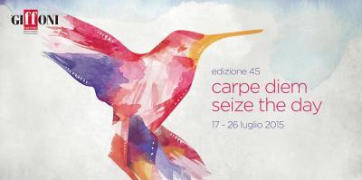 """Un colibri' per raccontare il """"Carpe Diem"""" della 45esima Edizione del Giffoni Film Festival"""
