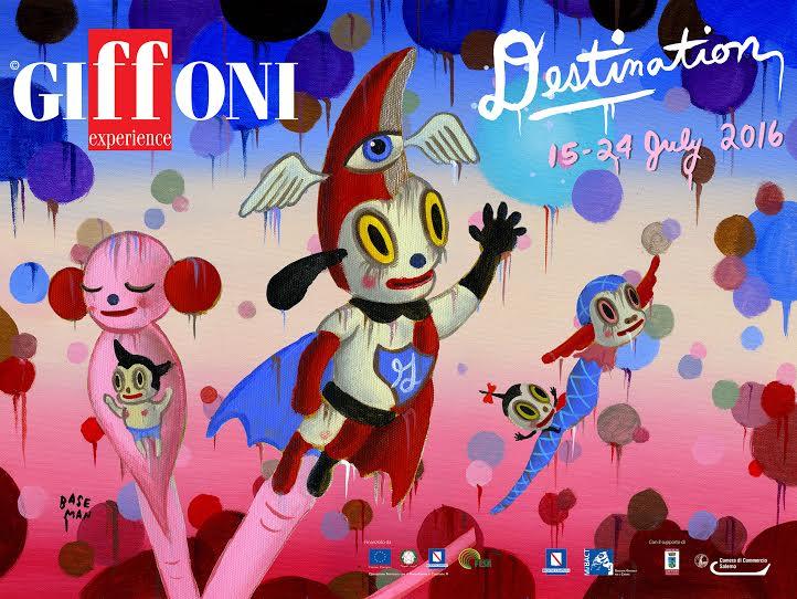L'artista Gary Baseman firma l'immagine della 46esima edizione del Giffoni Film Festival