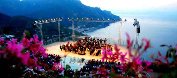 Presentata la 64esima edizione del Festival di Ravello, si parte il 1° luglio