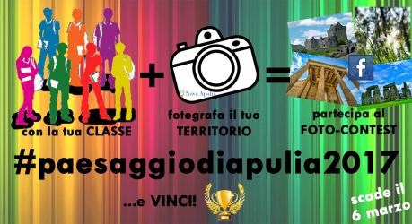 Foto Contest #PAESAGGIODIAPULIA2017