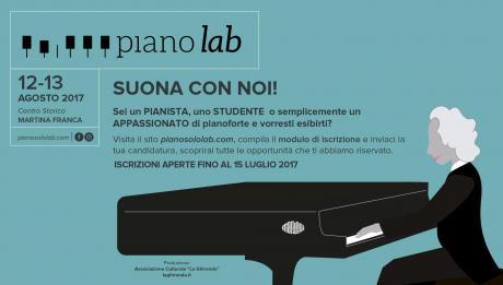 Piano Lab - Suona con Noi!