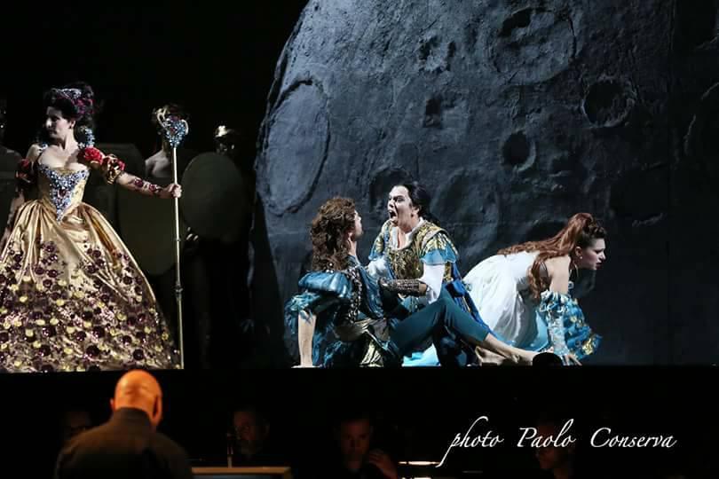 Il 43° Festival della Valle d'Itria inaugurato lo scorso 14 luglio con l'Orlando Furioso, progetto che mira ad esaltare il Vivaldi operista