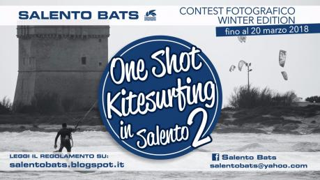 ONE SHOT Kitesurfing in Salento 2_WINTER EDITION