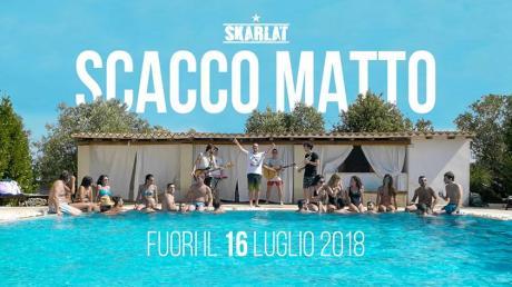 """""""Scacco Matto"""", sbarca in rete il videoclip del nuovo brano degli Skarlat"""