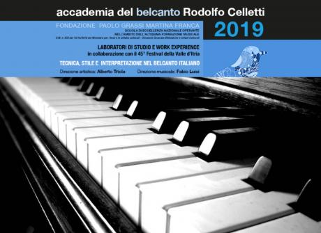 Corso Maestri Collaboratori 2019