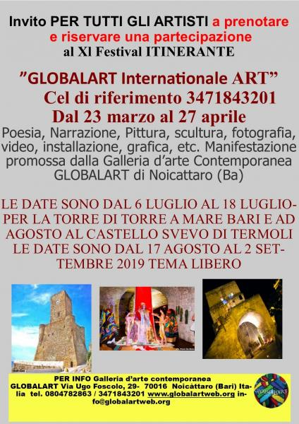 "BANDO  Festival ""GLOBALART International Art"""