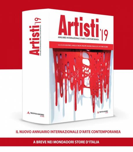 "Vesna Pavan protagonista dell'annuario ""Artisti '19"""