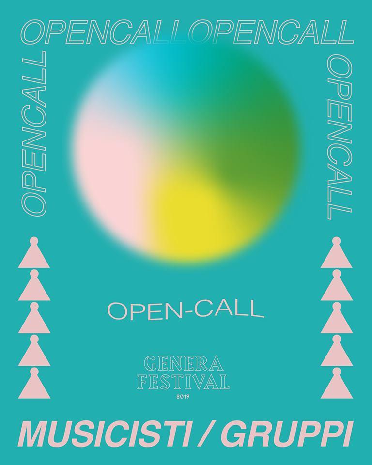 Genera Festival cerca artisti per le opening act della seconda edizione