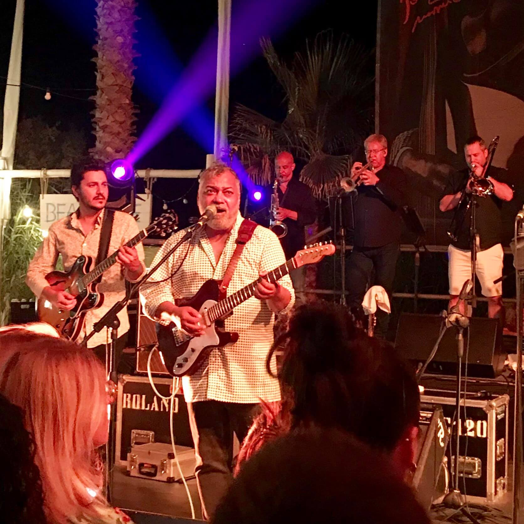 Incognito - Live a Le Palme Beach Club