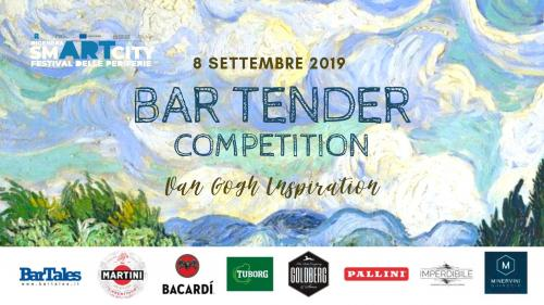 Rigenera SmART CITY  - BARTENDER competition 2019