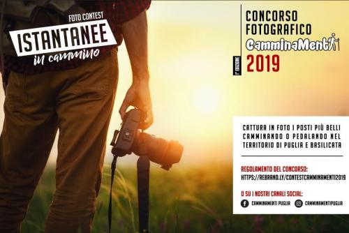 "Foto Contest ""Istantanee in Cammino"""