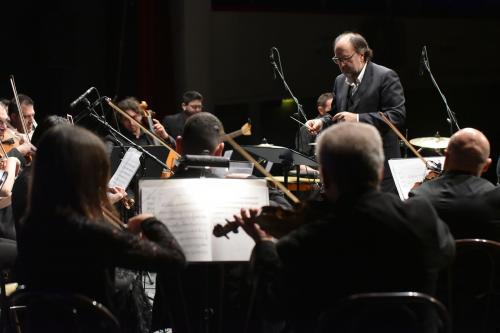 L'Orchestra Magna Grecia non si ferma e si esibisce sui social