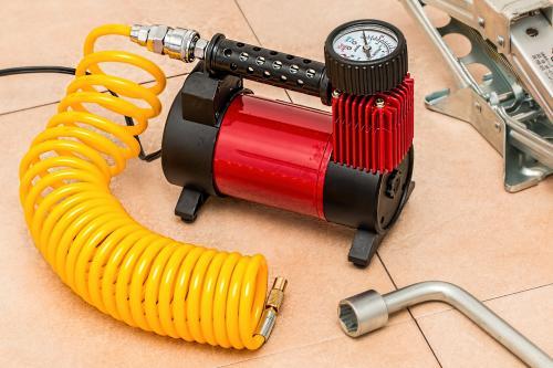 La manutenzione del compressore ad aria