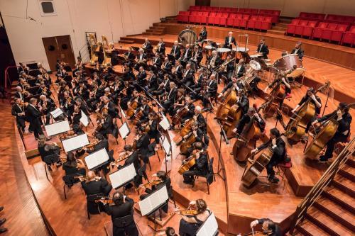 L'Orchestra Rai torna a suonare sui social