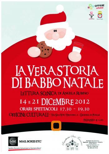 Storia Di Babbo Natale.La Vera Storia Di Babbo Natale Gravina In Puglia Il Tacco Di Bacco