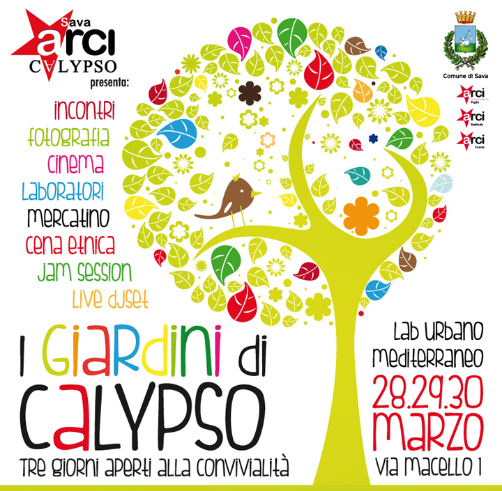 I giardini di calypso tre giorni all 39 insegna della multiculturalit della festa e della - I giardini di bacco ...